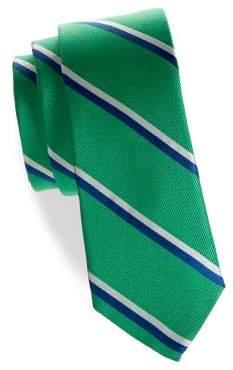 Lauren Ralph Lauren Boy's Stripe Silk Tie