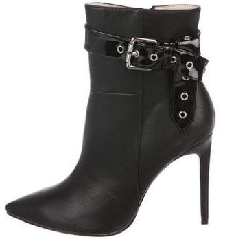 Raye Leather Ankle Boots