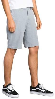 RVCA Balance Hybrid Chino Shorts