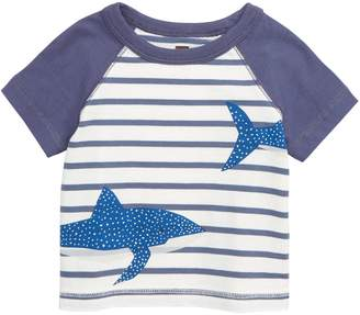 Tea Collection Shark T-Shirt
