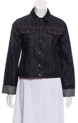 Rag & Bone Fitted Denim Jacket
