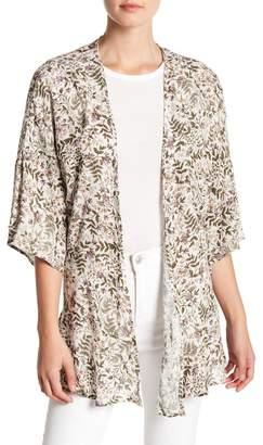 Sadie & Sage Tie Waist Kimono