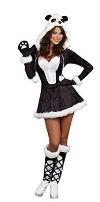 Dreamgirl Women's Panda Bear Baby Costume