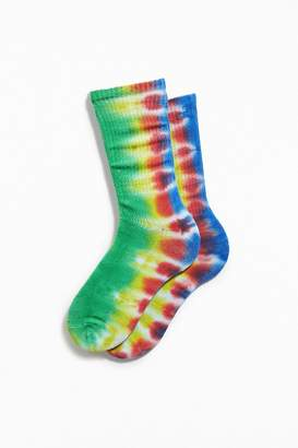 Urban Outfitters Tie-Dye Sock