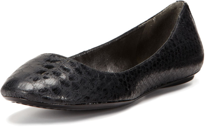 Belle by Sigerson Morrison Embossed Flat