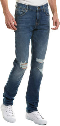 7 For All Mankind Seven 7 Paxtyn Iblt Slim Leg
