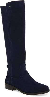 Very Volatile Anchor Knee High Boot