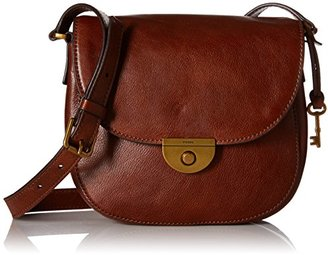 Fossil Emi Saddle Bag $110.99 thestylecure.com