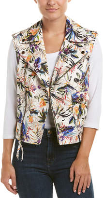 Robert Graham Suede Vest