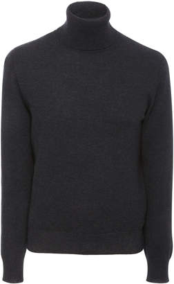 Maison Margiela Elbow Patch Turtleneck