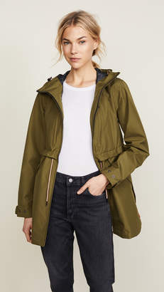 Hunter Boots Layer Long Anorak