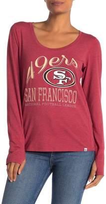 '47 San Francisco 49ers Long Sleeve Graphic T-shirt