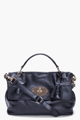Mulberry Postman's Lock Satchel