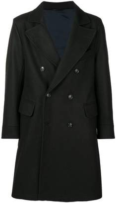 Fortela double-breasted coat
