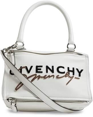Givenchy Small Leather Pandora Shoulder Bag