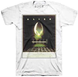 Alien Classic Poster Print Men's White T-Shirt