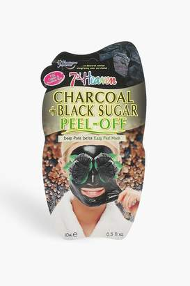 boohoo Charcoal & Black Sugar Peel Off Face Mask