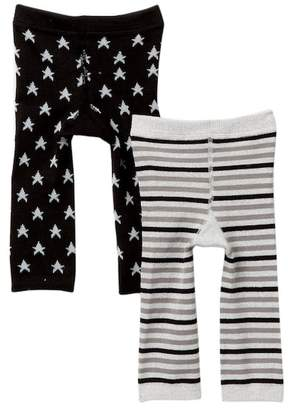 Cuddl Duds Stars & Stripes Cuddl Pants - Pack of 2 (Baby Boys)