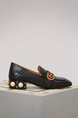 0b37c489e28 Gucci Loafer Studded - ShopStyle UK