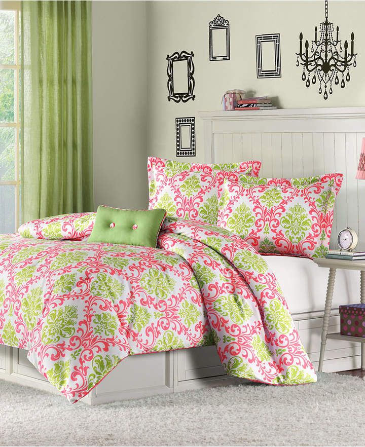Mi Zone Kids Katelyn 4-Pc. Full/Queen Comforter Set Bedding