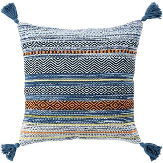 Three Posts Wrightsville Cotton Throw Pillow Cover