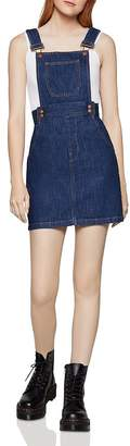 BCBGeneration Denim Overall Dress
