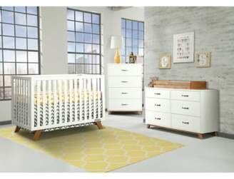 Child craft child crafttm soho 4 in 1 convertible crib in for Child craft soho 4 in 1 convertible crib in natural