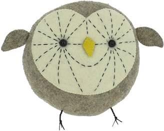 Fiona Walker Mini Tootsie Owl Wall Art