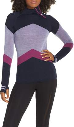Smartwool Ski Funnel Neck Sweater