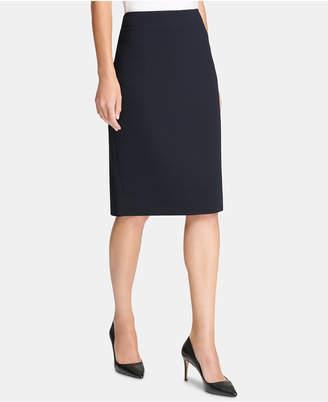 DKNY Long Pencil Skirt