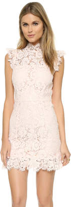ONE by aijek Into the Night Dress $278 thestylecure.com