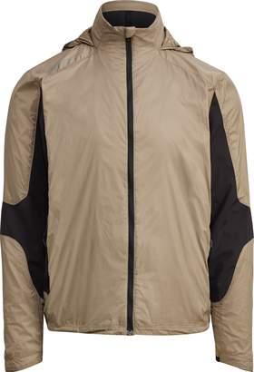 Ralph Lauren Paneled Hooded Jacket