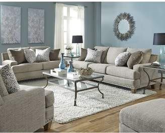 Three Posts Burke Configurable Living Room Set