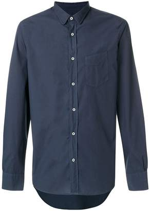 Officine Generale classic long sleeve shirt