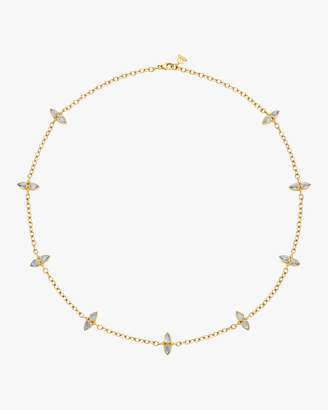 Temple St. Clair Dynasty Moon Long Chain Necklace