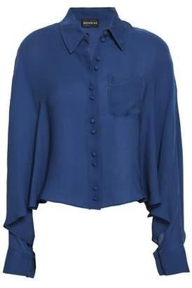 Nicholas Silk Crepe De Chine Shirt