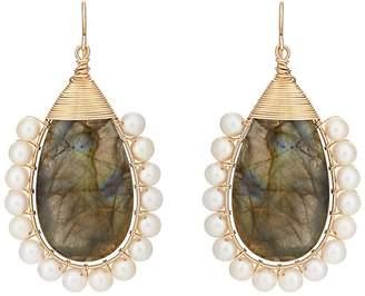 BECK Jewels Women's Lolita Drop Earrings