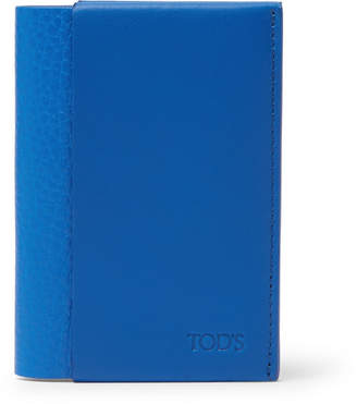 Tod's Leather Bifold Cardholder