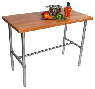 John Boos Cucina Americana Counter Height Bar Table