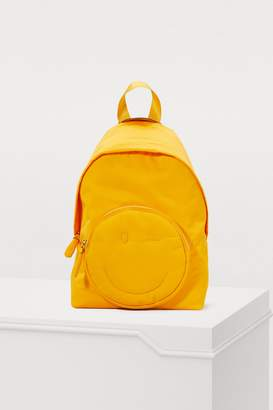 Anya Hindmarch Chubby Wink nylon backpack