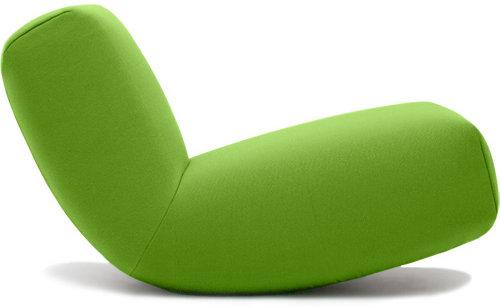 Bensen little rock lounge chair