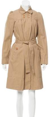 See by Chloe Knee-Length Trench Coat