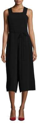 Maggy London Crepe Cropped Jumpsuit