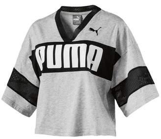 Puma Women's Urban Sports Cropped Tee