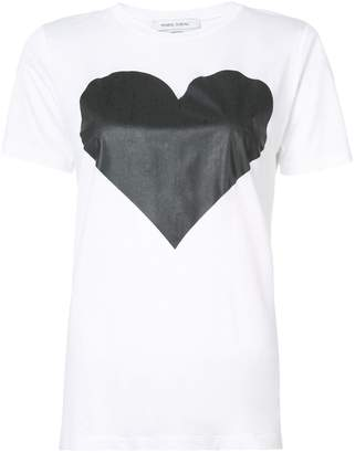 Prabal Gurung heart T-shirt