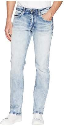 Buffalo David Bitton Six-X Straight Leg in Indigo Men's Jeans