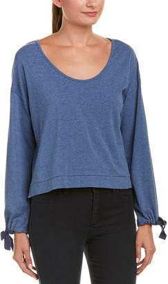 Splendid Cropped Pullover