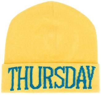 Alberta Ferretti Thursday beanie hat
