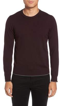 Eleventy Virgin Wool Crewneck Sweater