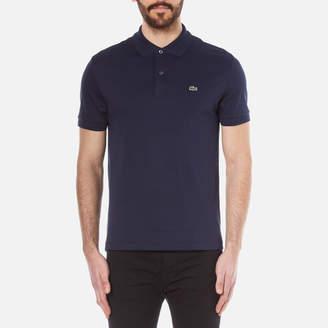 Lacoste Men's Cotton Short Sleeve Polo Shirt